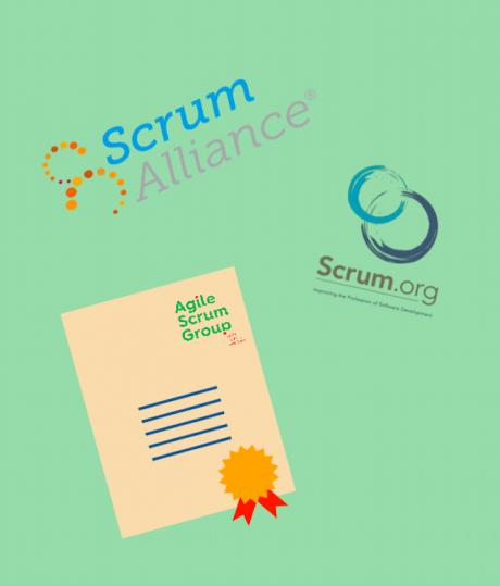Certificering Na Scrum Training